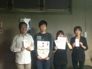 第3回 江戸川区ビリヤード連盟 LC級 9ボール大会